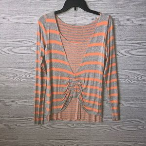 Bailey 44 | Shirred & Gathered Back Top (L)